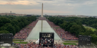 THE MALL WASHINGTON DC