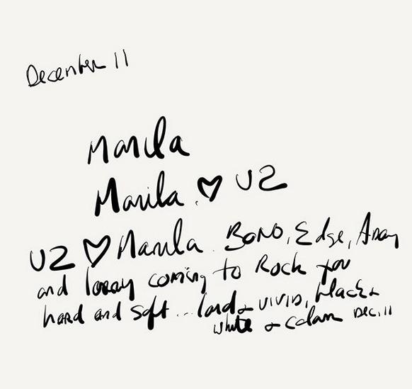 U2 Manila concert 2019