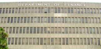 cropped Department of Finance DOF