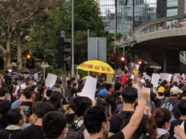 cropped HK Protest 1