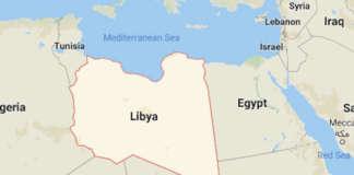 cropped Libya