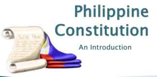 cropped Philippine Constitution