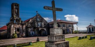 laoang parish church 1