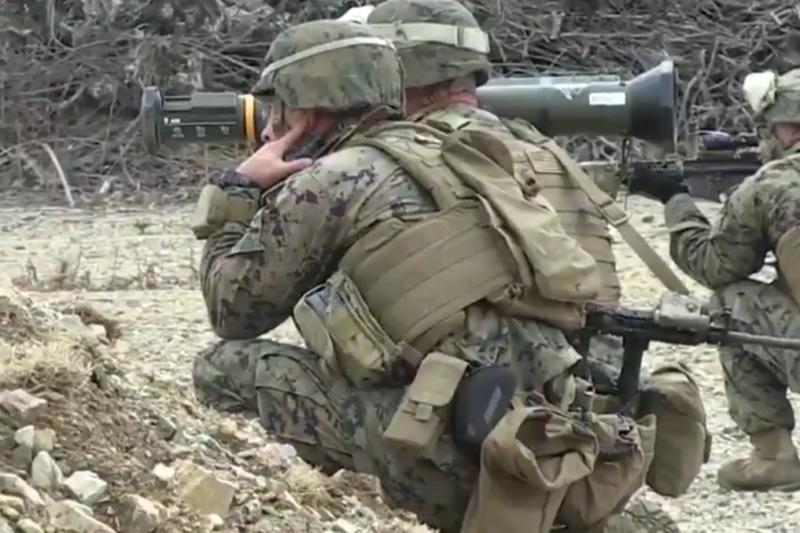 missiles marines