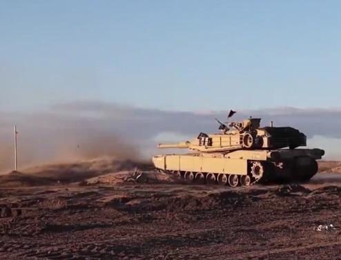 tanks US Marines