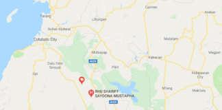 Bakat Shariff Saydona Mustapha Maguindanao