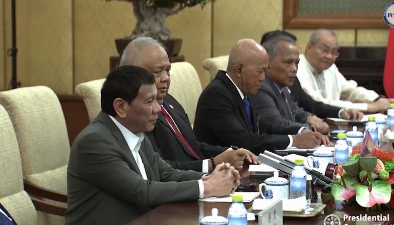 Duterte Bilateral