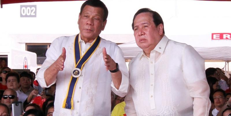 Duterte Gordon red cross ship