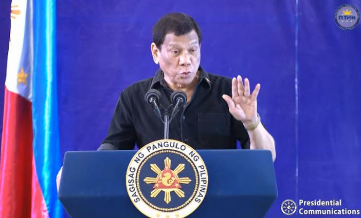 Duterte on Cory
