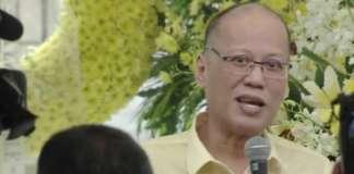 Ex Pres. Noynoy Aquino