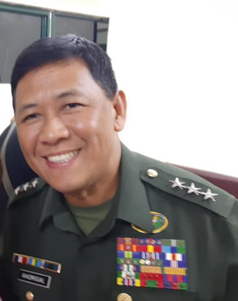 General Benjamin Madrigal