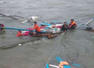 Guimaras sea tragedy