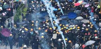 Hong Kong Protesters