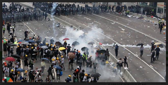 Hong Kong rallies rally