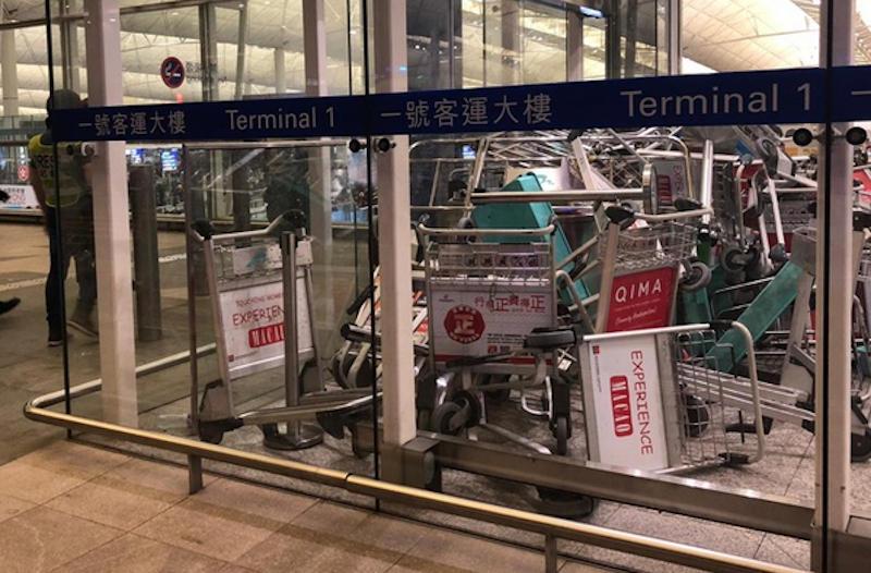 HongKong airport