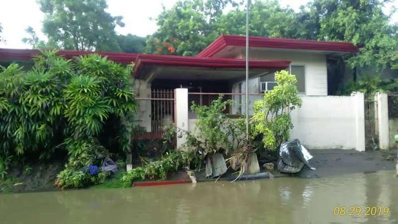 House of Duterte PRRD floods davao