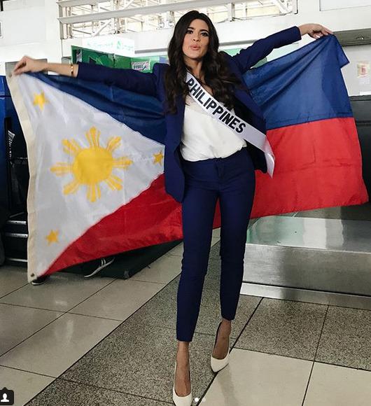 Katarina Miss Intercontinental 2017 Ph bet