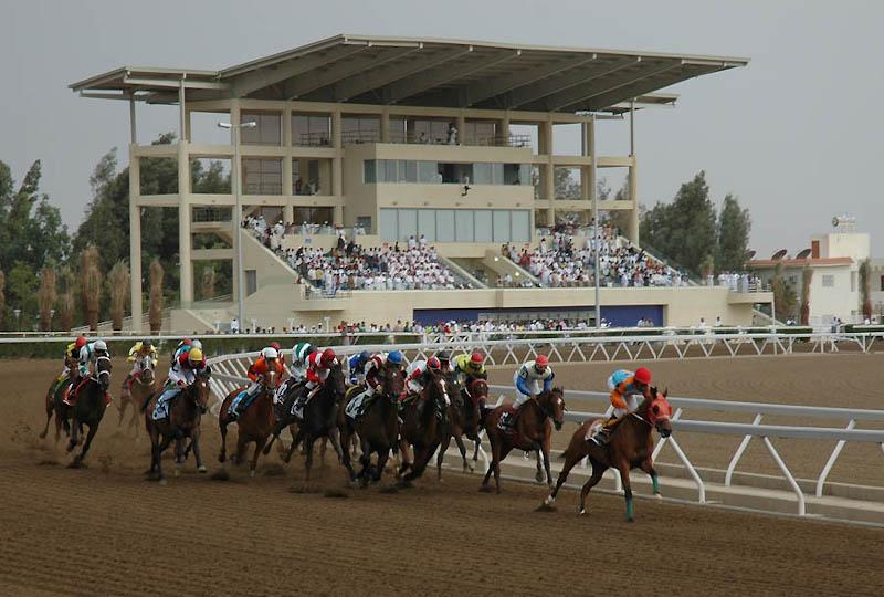 Pinakamalaking Horse Racing Gaganapin Sa Saudi Arabia