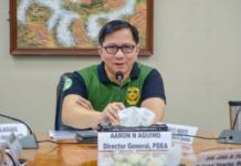 PDEA Dir gen Aaron Aquino