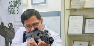 PDEA chief Aaron Aquino