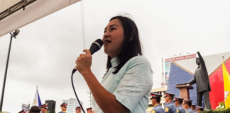 Quezon City Mayor Joy Belmonte