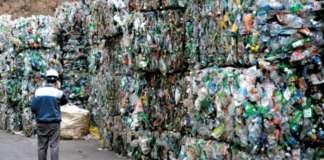 South Korea garbage