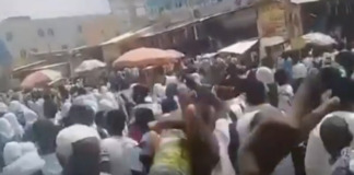 Sudan protest rallies