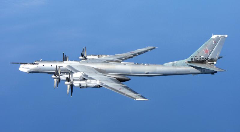 TU95 Bomber