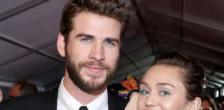 cropped Liam and Miley