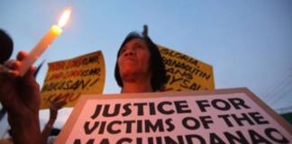 justice maguindanao massacre