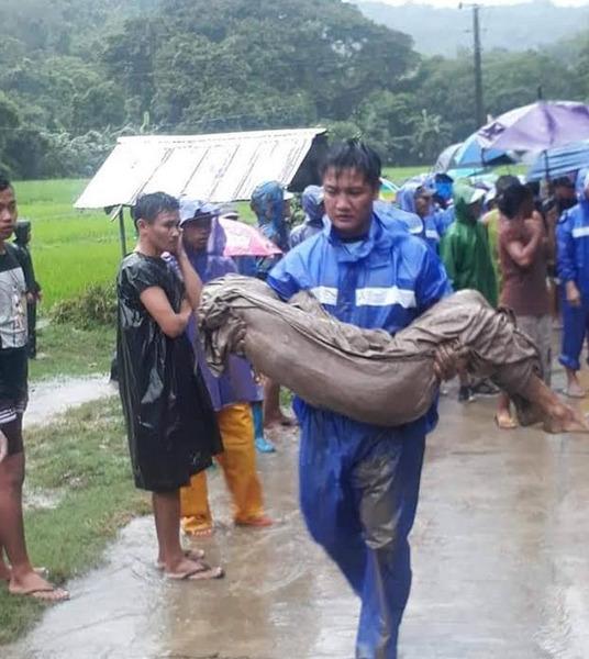 laoag landslide