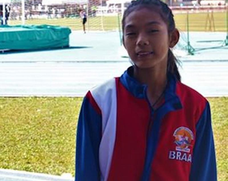 runner Lheslie De Lima