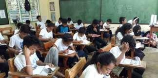 students armchair