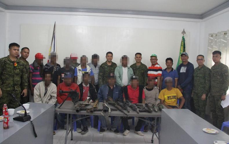 6th ID maguindanao AFP BIFF 1