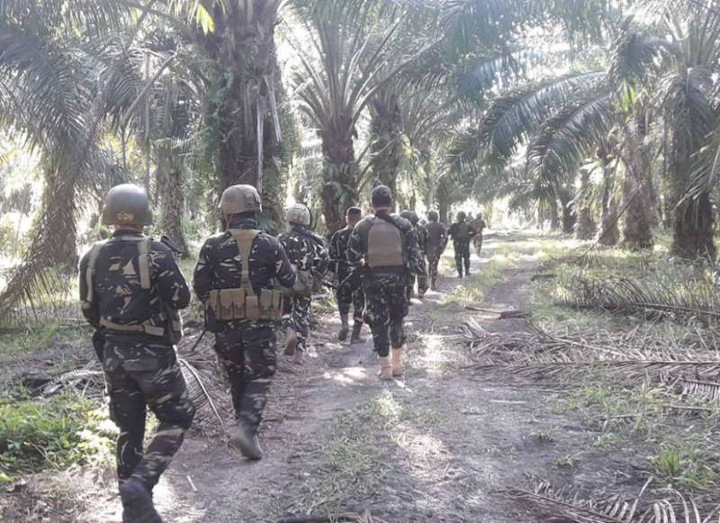 AFP soldiers operations 6th