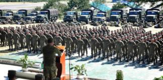 AFP soldiers troops 6th ID