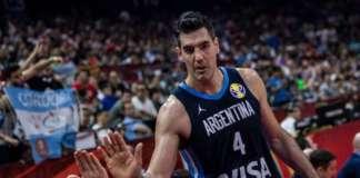 ARGENTINA FIBA WORLD CUP