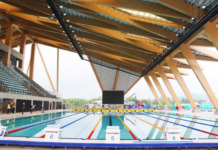 Aquatics swimming sea games