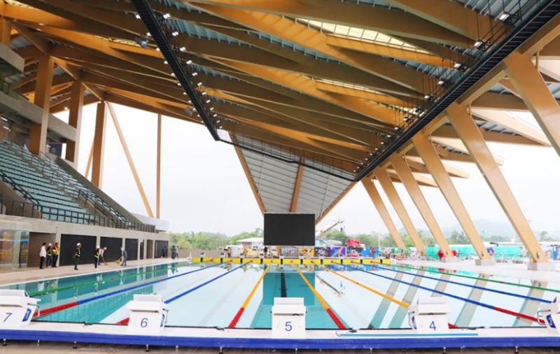 Aquatics swimming sea games