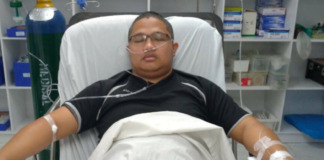 Bikoy in hospital