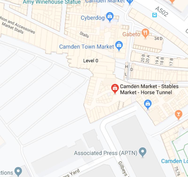 Camden Market 1