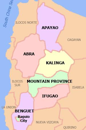 Cordillera Mt Province