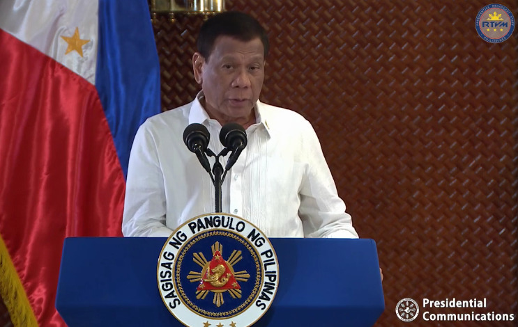 Duterte with MPC