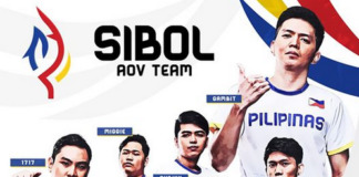 Esport Sibol sea games