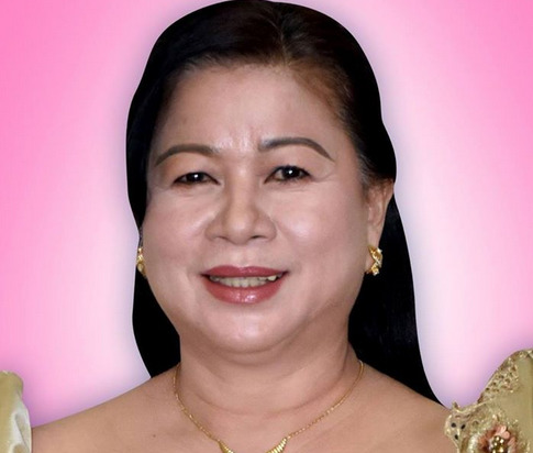 Isulan Mayor Marites Palasigue