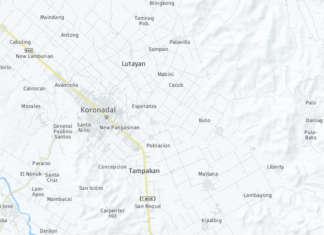 Koronadal Map 1