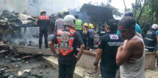 Laguna plane crash