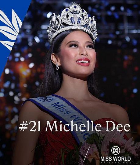 Michelle Miss World Ph 2019