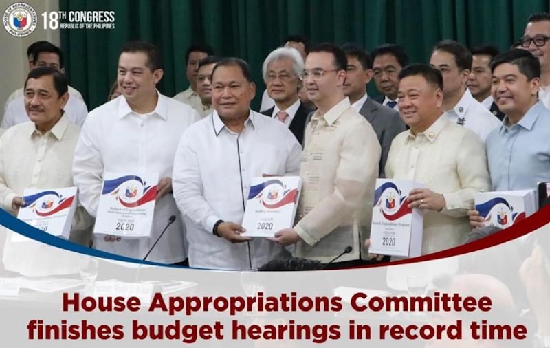 National budget