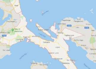 Quezon map
